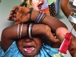 Насильственная вакцинация населения