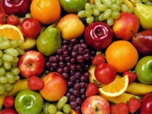 Рецепты из фруктов
