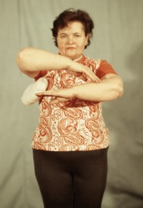 Упражнения на селезёнку
